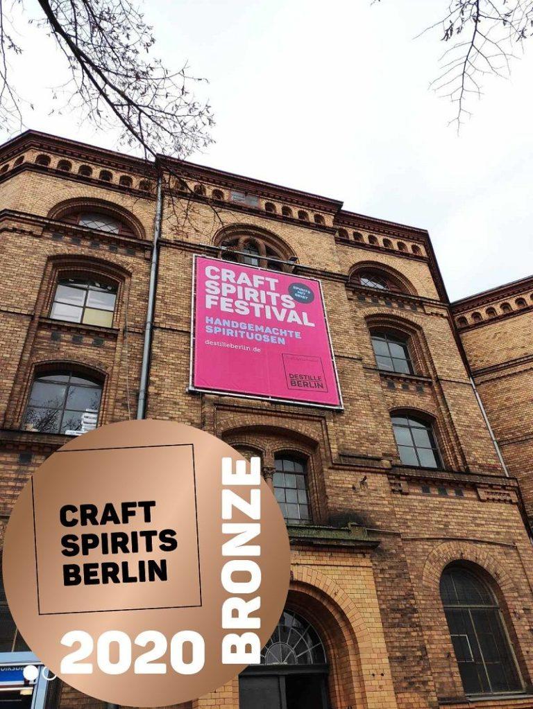 Craft spirits berlin bronze